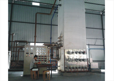 Industrial Energy Saving Oxygen Nitrogen Plant Air Separation 2800 KW